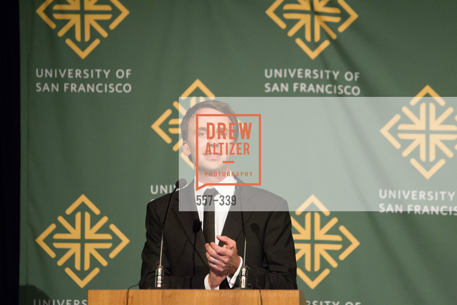 Greg Vaisberg, University of San Francisco Alumni Awards Gala 2015, University of San Francisco, October 2nd, 2015,Drew Altizer, Drew Altizer Photography, full-service event agency, private events, San Francisco photographer, photographer California