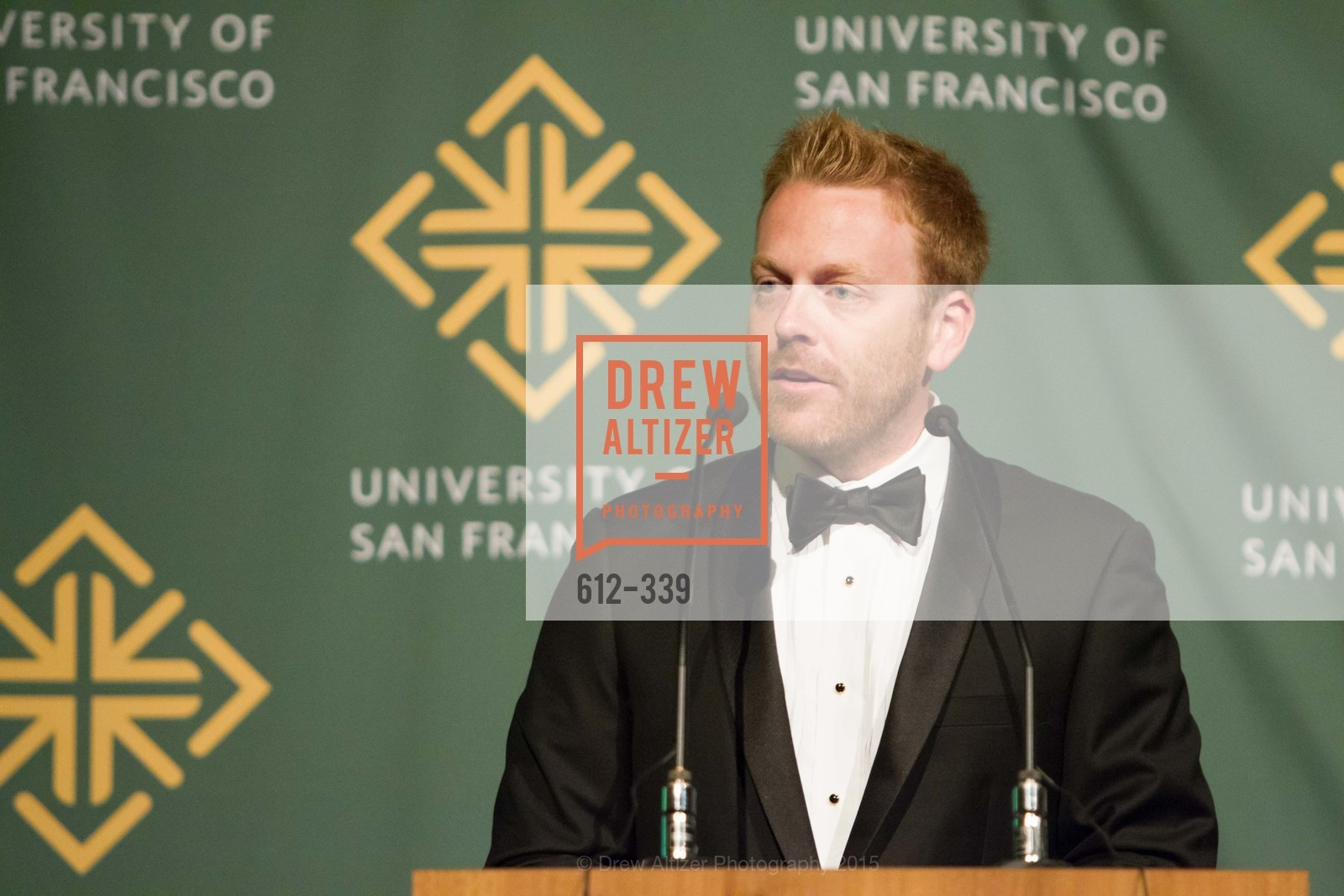 Jay Dillon, University of San Francisco Alumni Awards Gala 2015, University of San Francisco, October 2nd, 2015,Drew Altizer, Drew Altizer Photography, full-service agency, private events, San Francisco photographer, photographer california