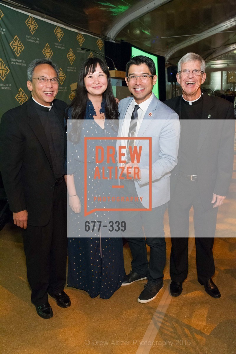 Sonny Manuel, Jen Zipp, Carlos Menchaca, Stephen Privett, University of San Francisco Alumni Awards Gala 2015, University of San Francisco, October 2nd, 2015,Drew Altizer, Drew Altizer Photography, full-service agency, private events, San Francisco photographer, photographer california