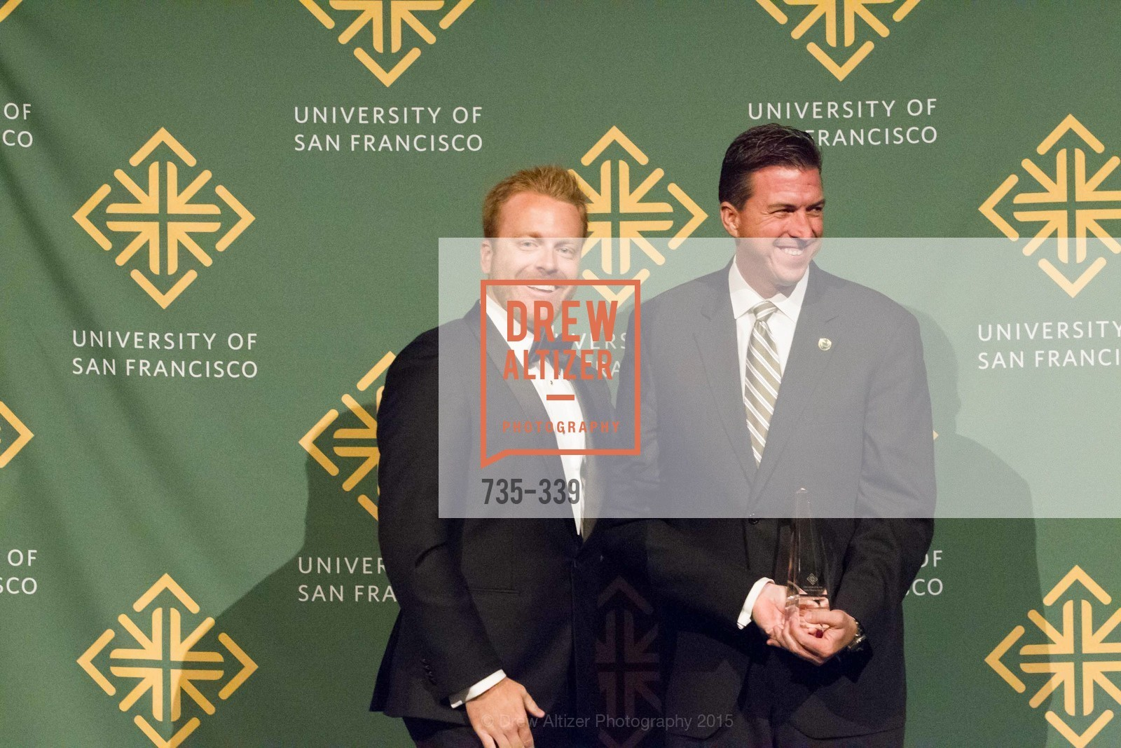 Jay Dillon, Kevin Mullin, University of San Francisco Alumni Awards Gala 2015, University of San Francisco, October 2nd, 2015,Drew Altizer, Drew Altizer Photography, full-service agency, private events, San Francisco photographer, photographer california