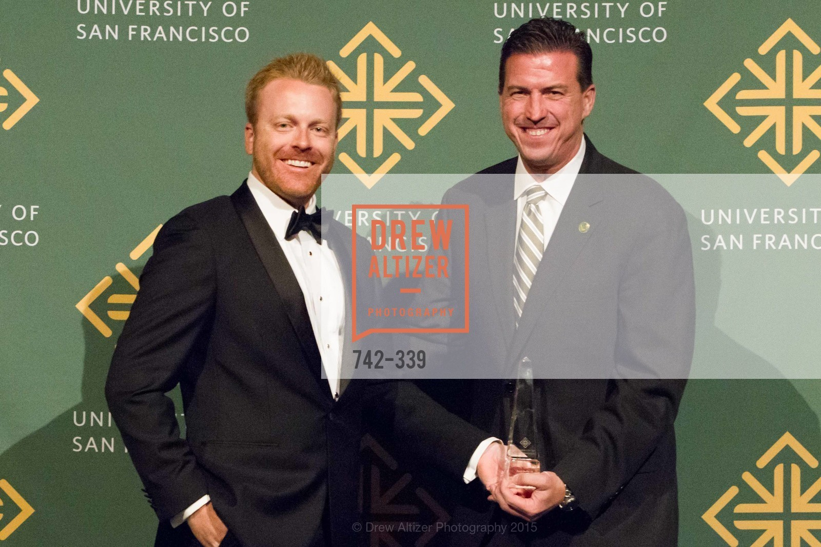 Jay Dillon, Kevin Mullin, University of San Francisco Alumni Awards Gala 2015, University of San Francisco, October 2nd, 2015,Drew Altizer, Drew Altizer Photography, full-service event agency, private events, San Francisco photographer, photographer California