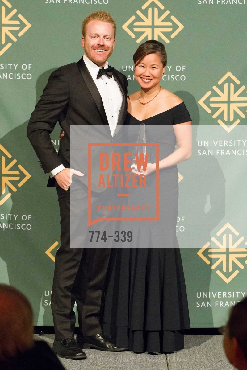 Jay Dillon, Doris Cheng, University of San Francisco Alumni Awards Gala 2015, University of San Francisco, October 2nd, 2015,Drew Altizer, Drew Altizer Photography, full-service event agency, private events, San Francisco photographer, photographer California