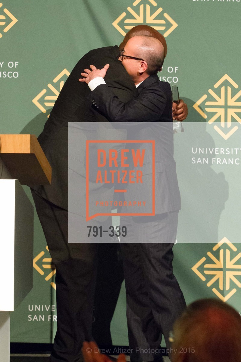 Aaron Horn, Kevin Kumashiro, University of San Francisco Alumni Awards Gala 2015, University of San Francisco, October 2nd, 2015,Drew Altizer, Drew Altizer Photography, full-service agency, private events, San Francisco photographer, photographer california
