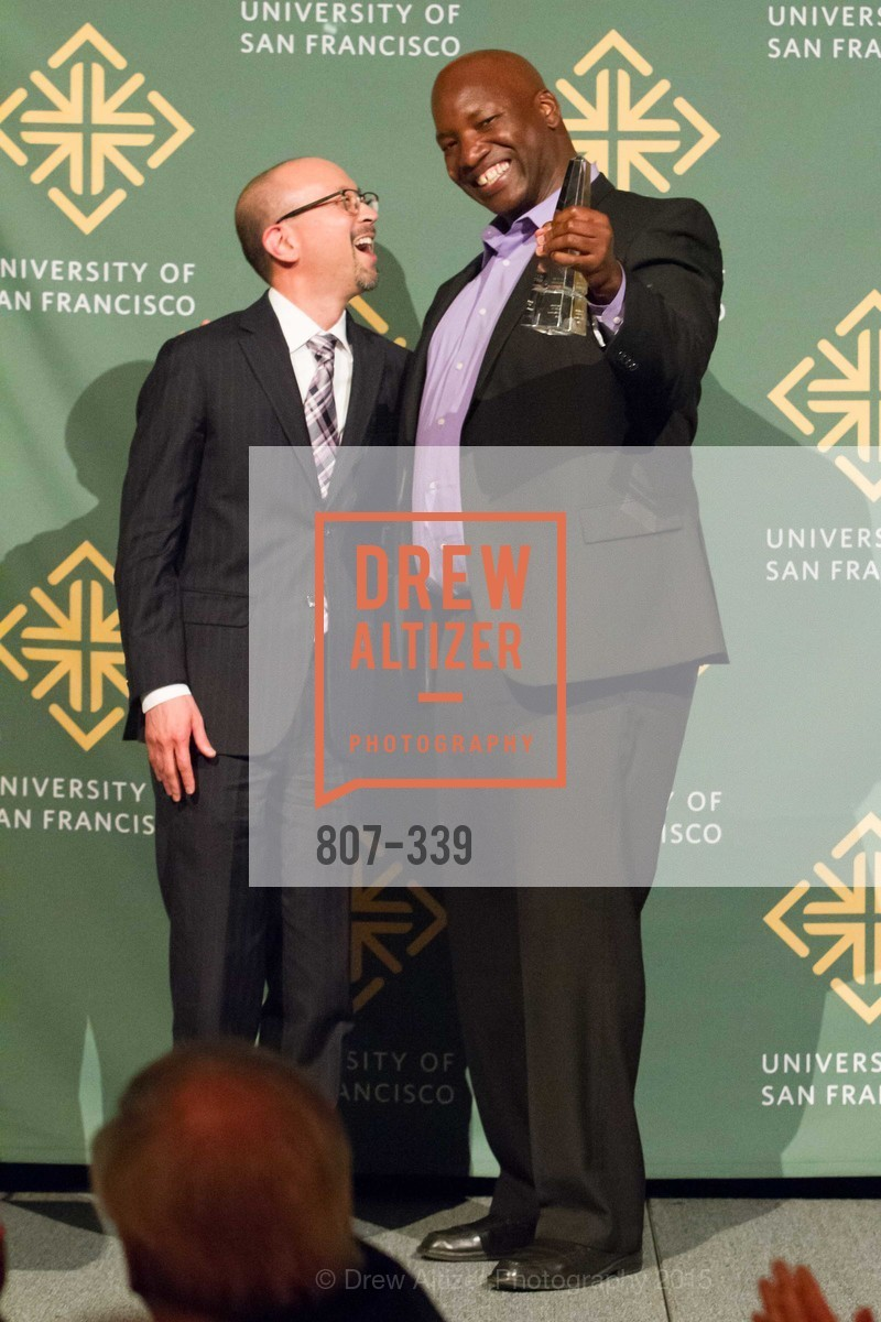 Kevin Kumashiro, Aaron Horn, University of San Francisco Alumni Awards Gala 2015, University of San Francisco, October 2nd, 2015,Drew Altizer, Drew Altizer Photography, full-service agency, private events, San Francisco photographer, photographer california