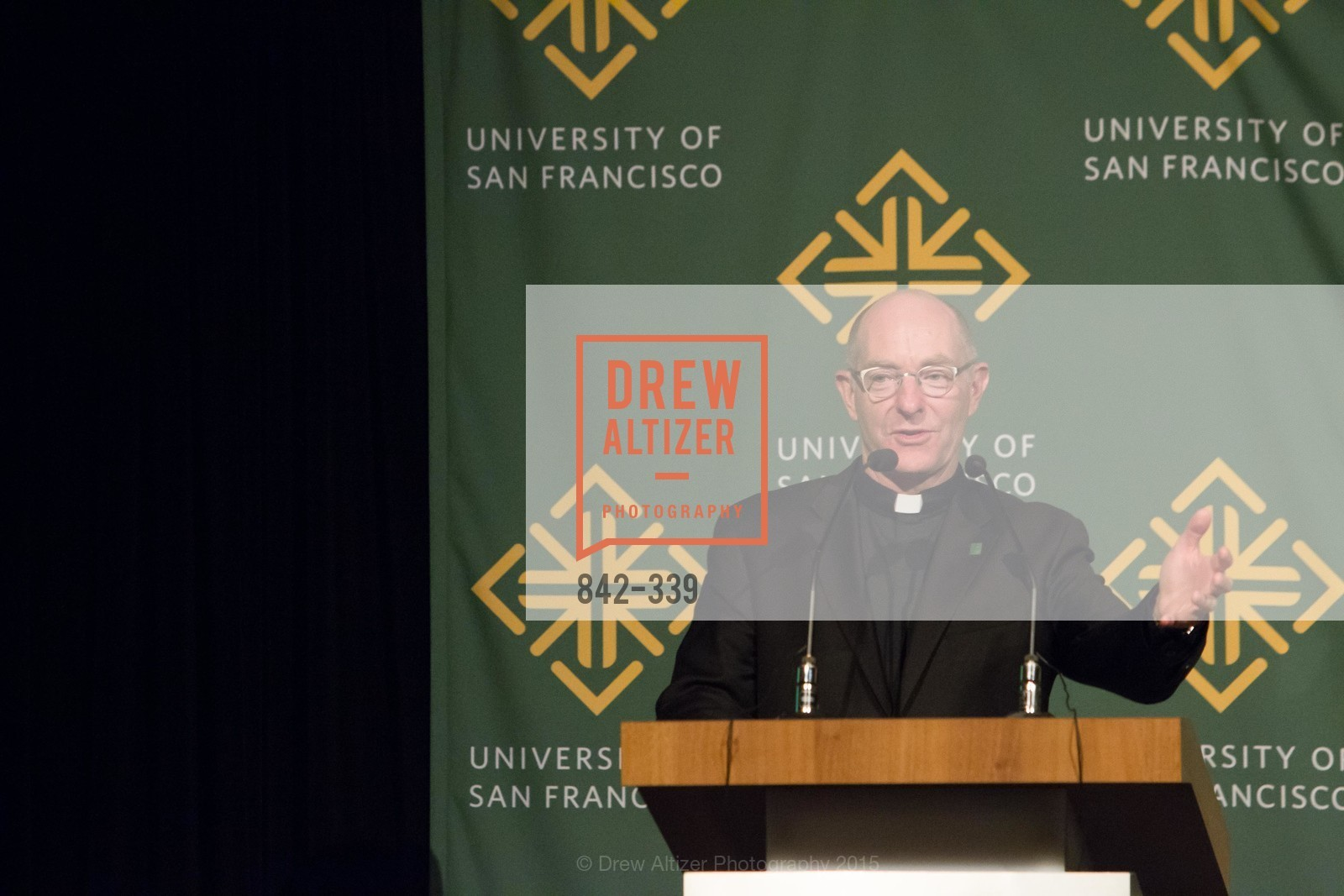 Paul Fitzgerald, University of San Francisco Alumni Awards Gala 2015, University of San Francisco, October 2nd, 2015,Drew Altizer, Drew Altizer Photography, full-service event agency, private events, San Francisco photographer, photographer California