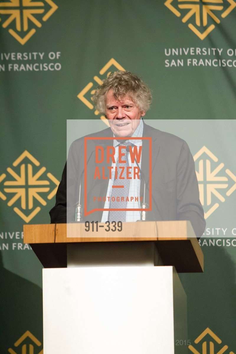 Gordon Getty, University of San Francisco Alumni Awards Gala 2015, University of San Francisco, October 2nd, 2015,Drew Altizer, Drew Altizer Photography, full-service event agency, private events, San Francisco photographer, photographer California