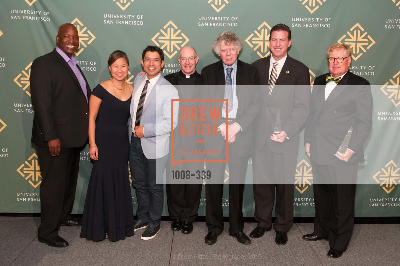 Aaron Horn, Doris Cheng, Carlos Menchaca, Paul Fitzgerald, Gordon Getty, Kevin Mullin, William Hollingsworth, Photo #1008-339
