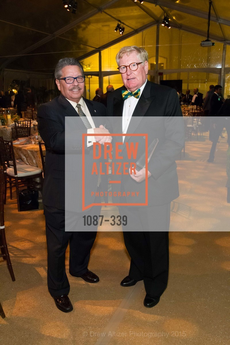 Edward Velasquez, William Hollingsworth, University of San Francisco Alumni Awards Gala 2015, University of San Francisco, October 2nd, 2015