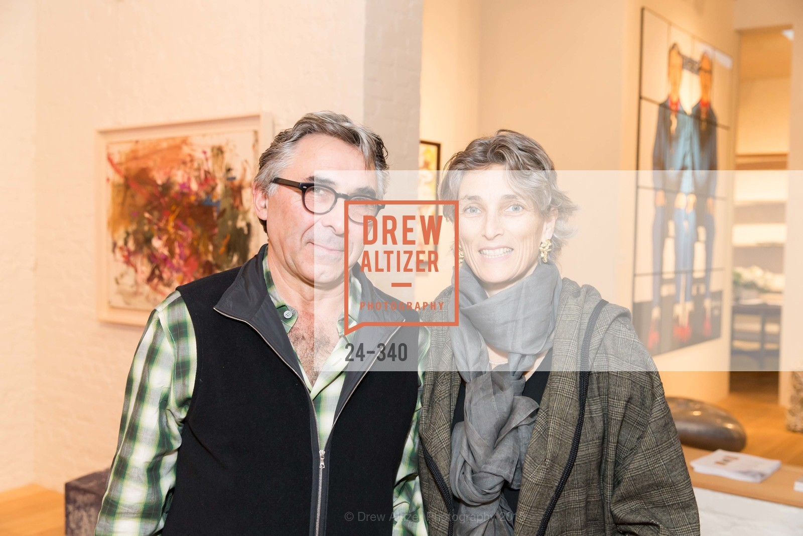 Beni Strebel, Kathy Clausner, Post War and Contemporary Art Preview, Hedge Gallery, October 2nd, 2015,Drew Altizer, Drew Altizer Photography, full-service agency, private events, San Francisco photographer, photographer california