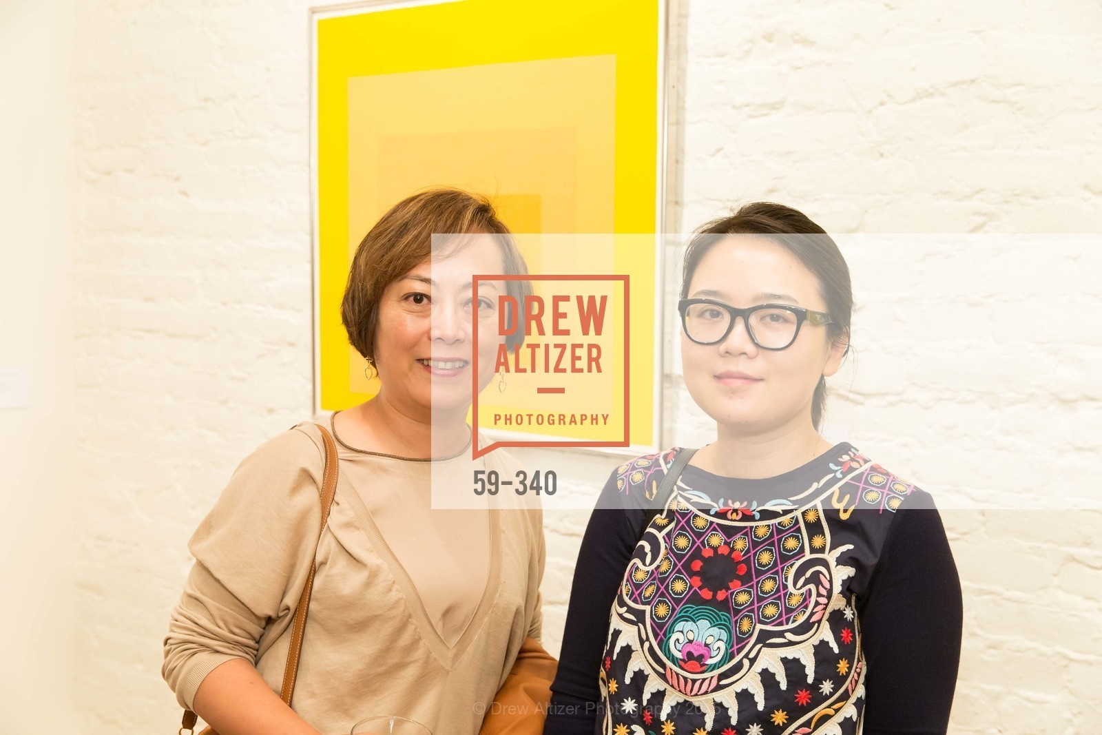 Sally Ren, Danqing Li, Post War and Contemporary Art Preview, Hedge Gallery, October 2nd, 2015,Drew Altizer, Drew Altizer Photography, full-service agency, private events, San Francisco photographer, photographer california