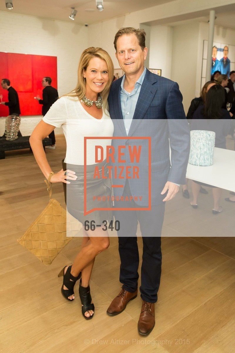 Stephanie Tuttle, Ramsey Walker, Post War and Contemporary Art Preview, Hedge Gallery, October 2nd, 2015,Drew Altizer, Drew Altizer Photography, full-service agency, private events, San Francisco photographer, photographer california