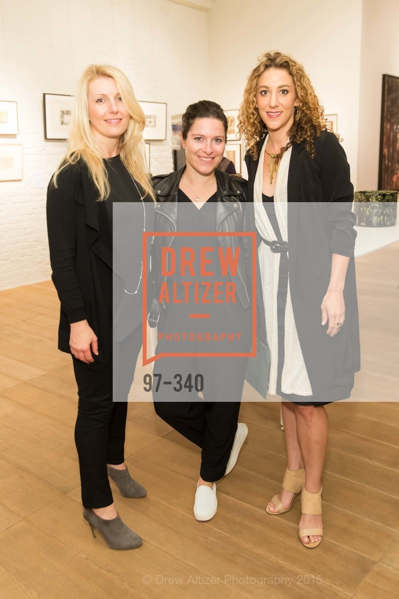 Kira Lyon, Rimma Boshernitsan, Lyla Rose Holdstein, Post War and Contemporary Art Preview, Hedge Gallery, October 2nd, 2015,Drew Altizer, Drew Altizer Photography, full-service agency, private events, San Francisco photographer, photographer california