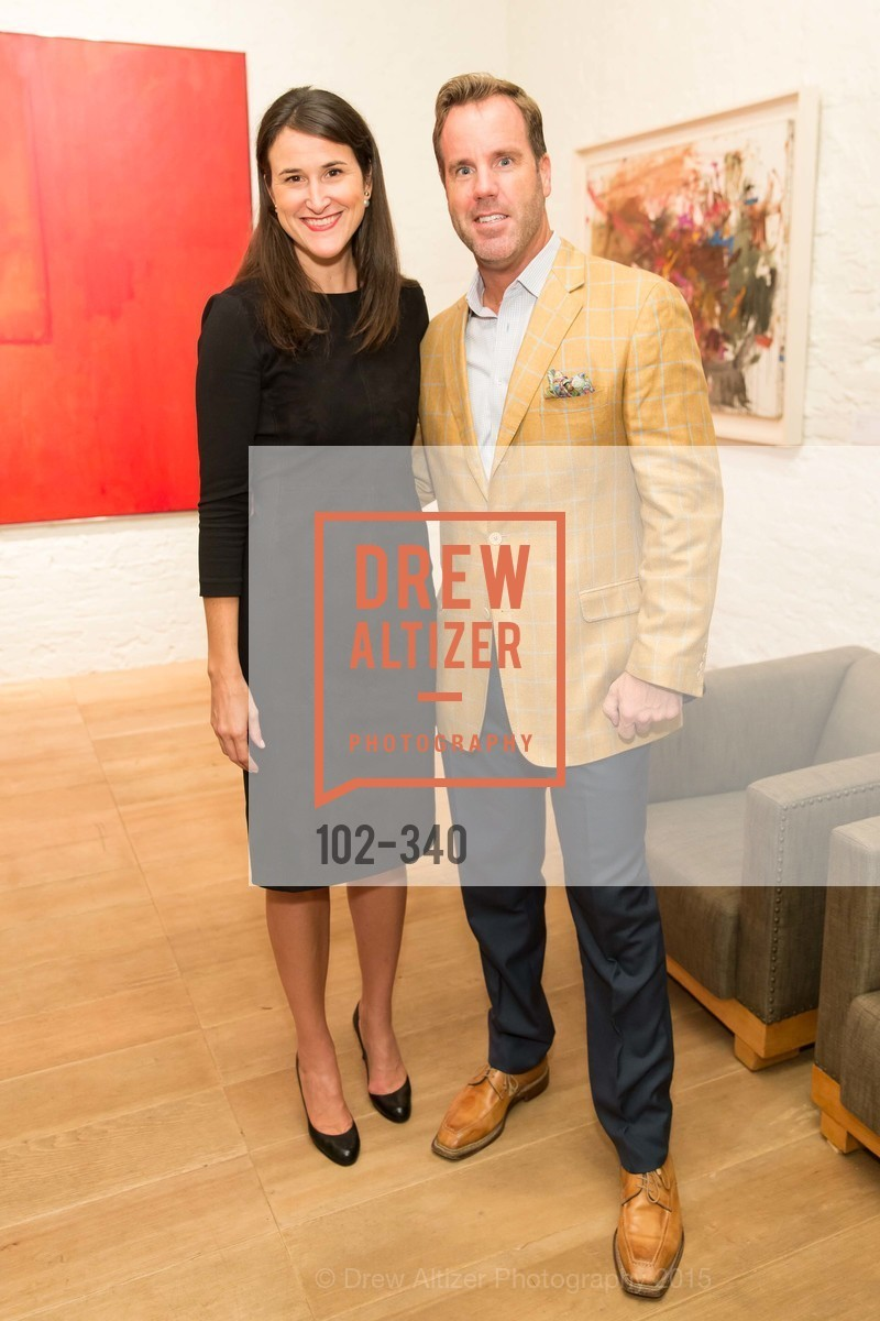 Lydia Fenet, Tom Durein, Post War and Contemporary Art Preview, Hedge Gallery, October 2nd, 2015,Drew Altizer, Drew Altizer Photography, full-service agency, private events, San Francisco photographer, photographer california