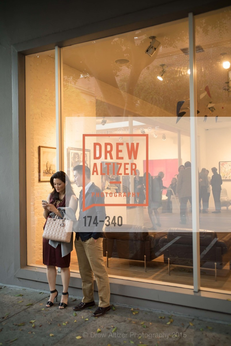 Atmosphere, Post War and Contemporary Art Preview, Hedge Gallery, October 2nd, 2015,Drew Altizer, Drew Altizer Photography, full-service event agency, private events, San Francisco photographer, photographer California