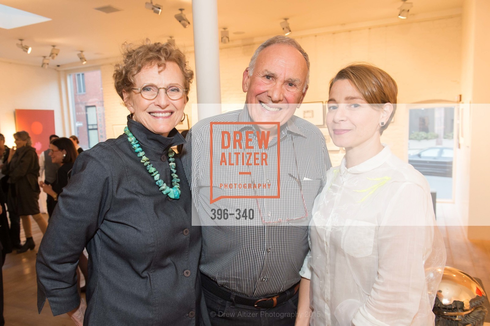 Marlys Keoshian, Leo Keoshian, Melissa Emergui, Post War and Contemporary Art Preview, Hedge Gallery, October 2nd, 2015,Drew Altizer, Drew Altizer Photography, full-service agency, private events, San Francisco photographer, photographer california