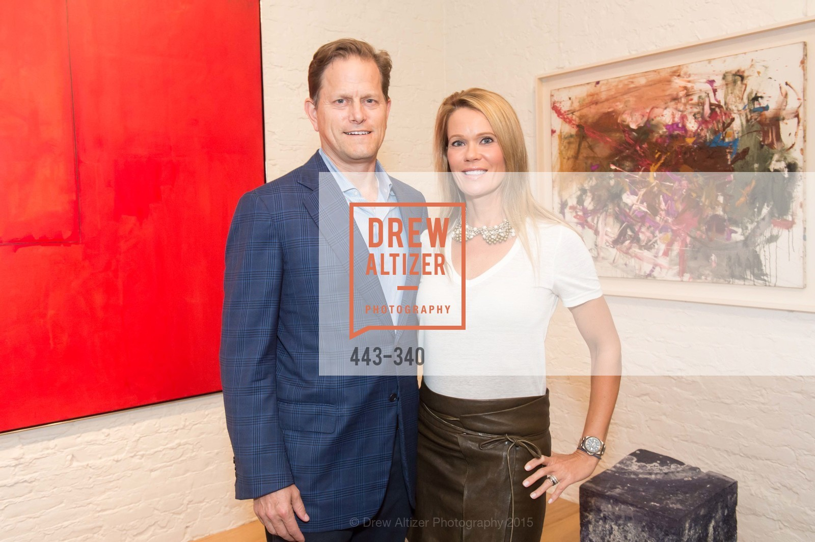 Ramsey Walker, Stephanie Tuttle, Post War and Contemporary Art Preview, Hedge Gallery, October 2nd, 2015