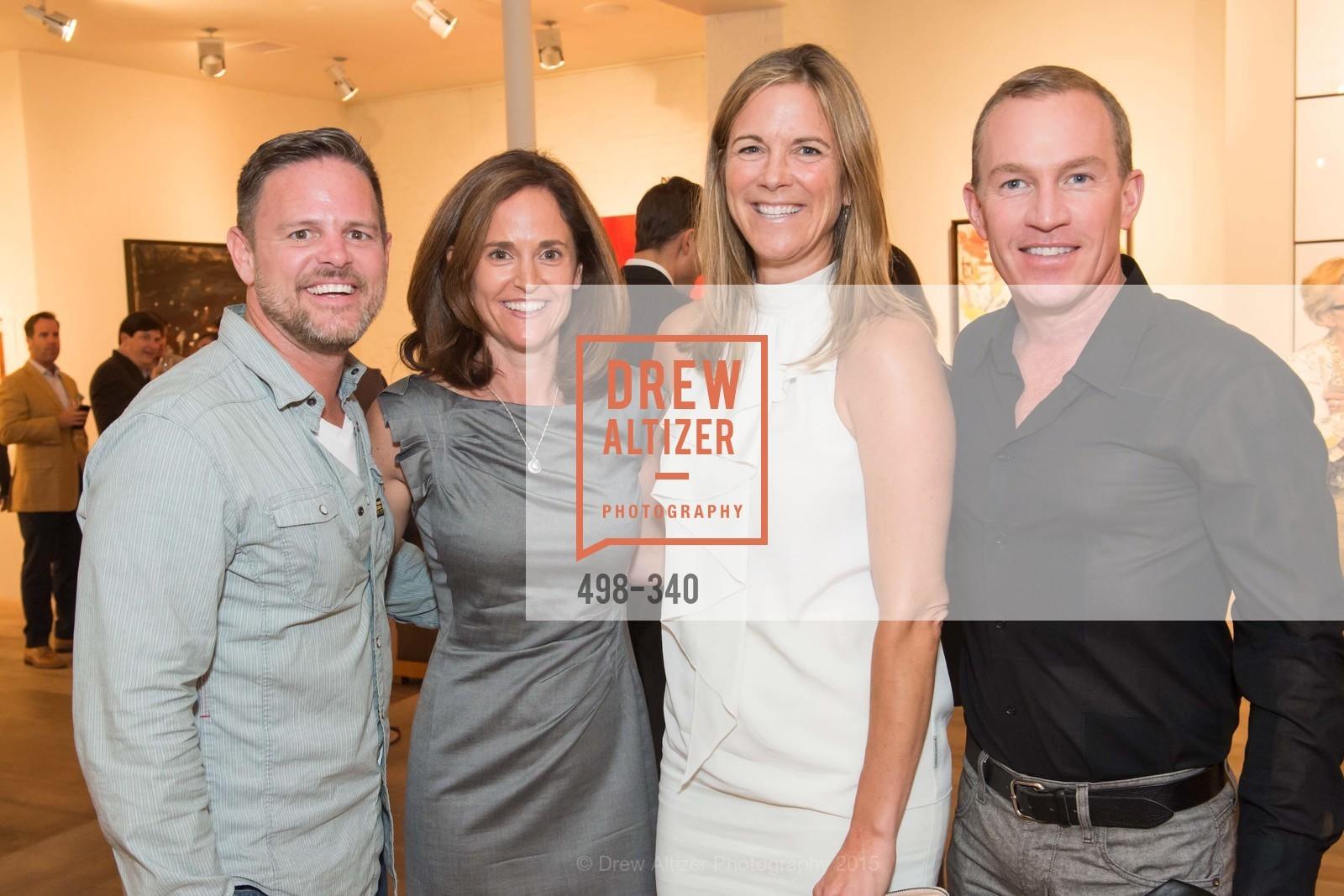 Matt Masiero, Carolyn Pastel, Lisa Dolby Chadwick, Gene Ogden, Photo #498-340