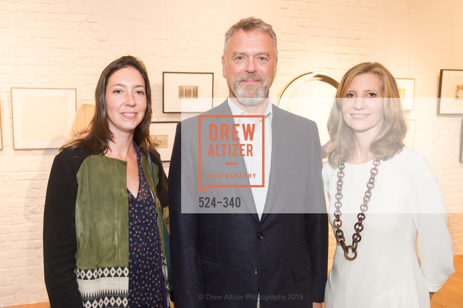 Claudia Altman Siegel, Nion McEvoy, Laura Nagle, Post War and Contemporary Art Preview, Hedge Gallery, October 2nd, 2015,Drew Altizer, Drew Altizer Photography, full-service agency, private events, San Francisco photographer, photographer california