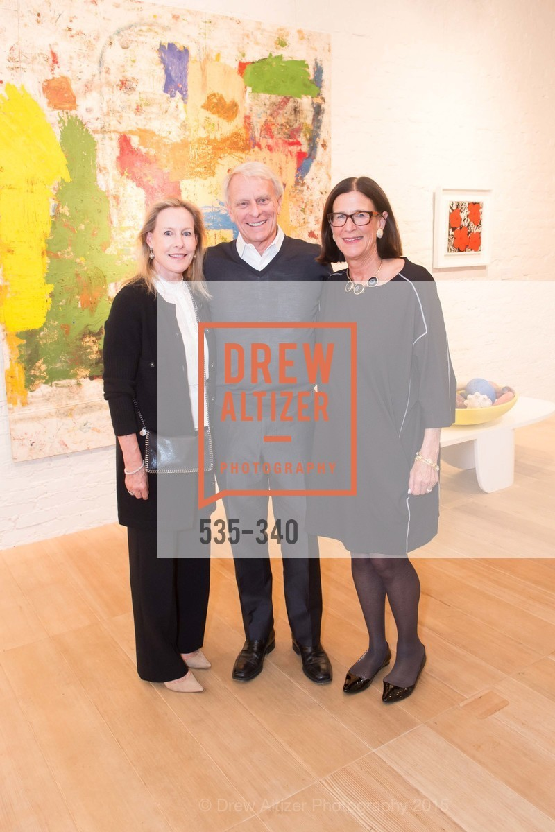 Gay-Lynn Blanding, Robert Blanding, Ellanor Notides, Post War and Contemporary Art Preview, Hedge Gallery, October 2nd, 2015,Drew Altizer, Drew Altizer Photography, full-service agency, private events, San Francisco photographer, photographer california