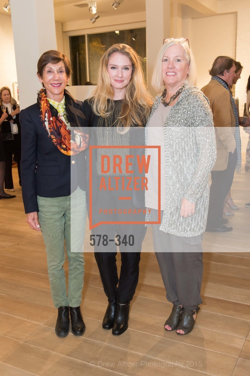Tina Saunders, Courtney Colman, Tanya Strimp, Post War and Contemporary Art Preview, Hedge Gallery, October 2nd, 2015,Drew Altizer, Drew Altizer Photography, full-service agency, private events, San Francisco photographer, photographer california