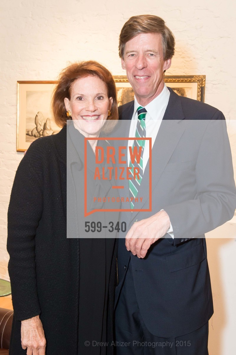 Ellen Spalding, Dick Spalding, Post War and Contemporary Art Preview, Hedge Gallery, October 2nd, 2015,Drew Altizer, Drew Altizer Photography, full-service event agency, private events, San Francisco photographer, photographer California
