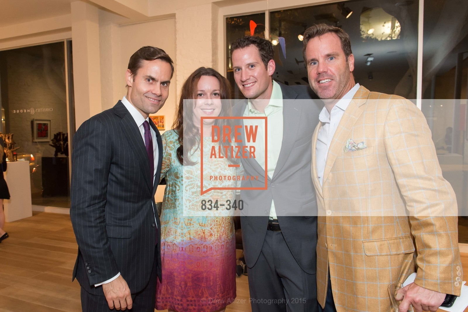 Brook Hazelton, Laura Martin, Jeff Simonitsch, Tom Durein, Post War and Contemporary Art Preview, Hedge Gallery, October 2nd, 2015,Drew Altizer, Drew Altizer Photography, full-service event agency, private events, San Francisco photographer, photographer California