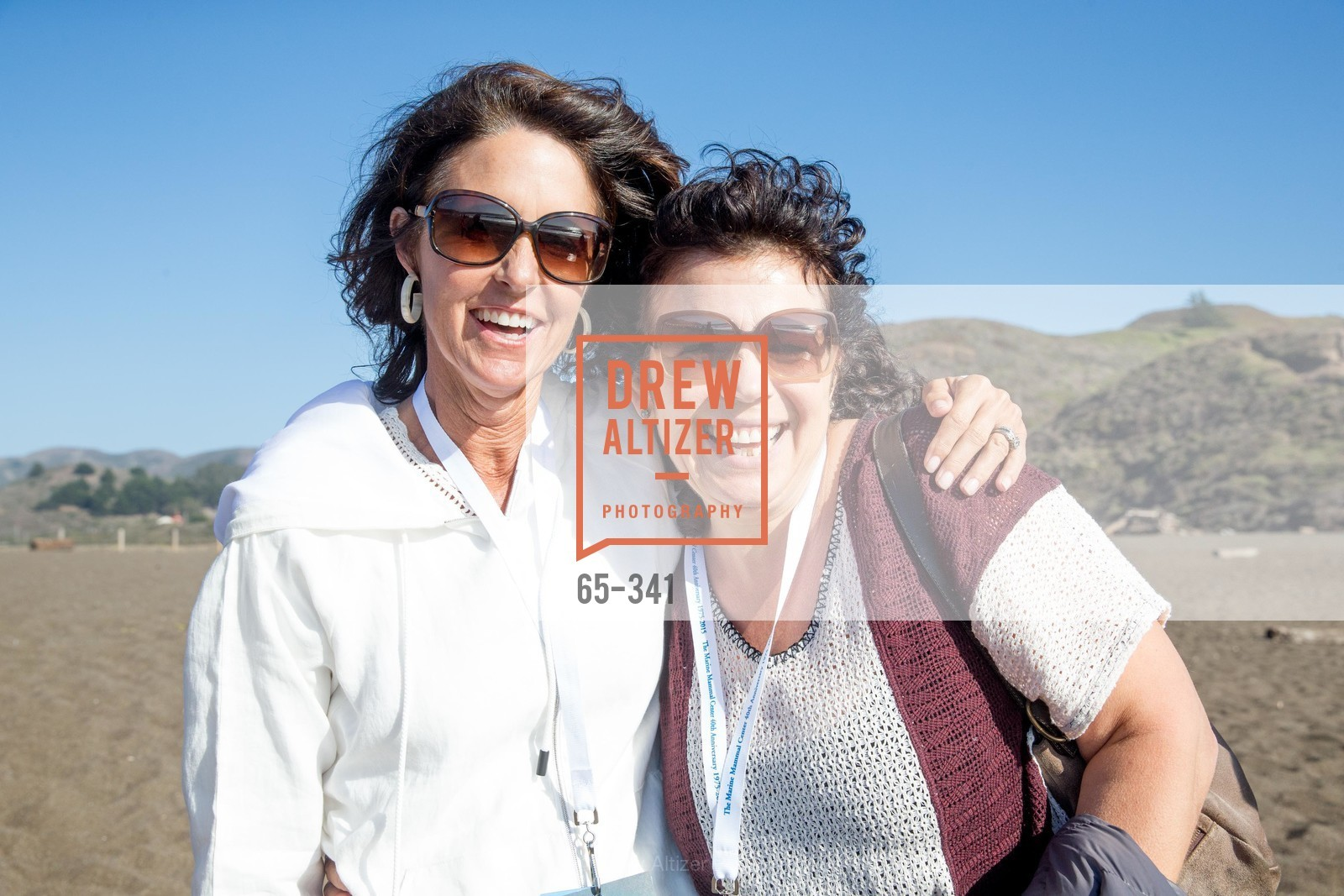Jane Thornton, Kay Cooke, The Marine Mammal Center 40th Anniversary, Fort Cronkhite. 200 Bunker Road, October 4th, 2015,Drew Altizer, Drew Altizer Photography, full-service agency, private events, San Francisco photographer, photographer california