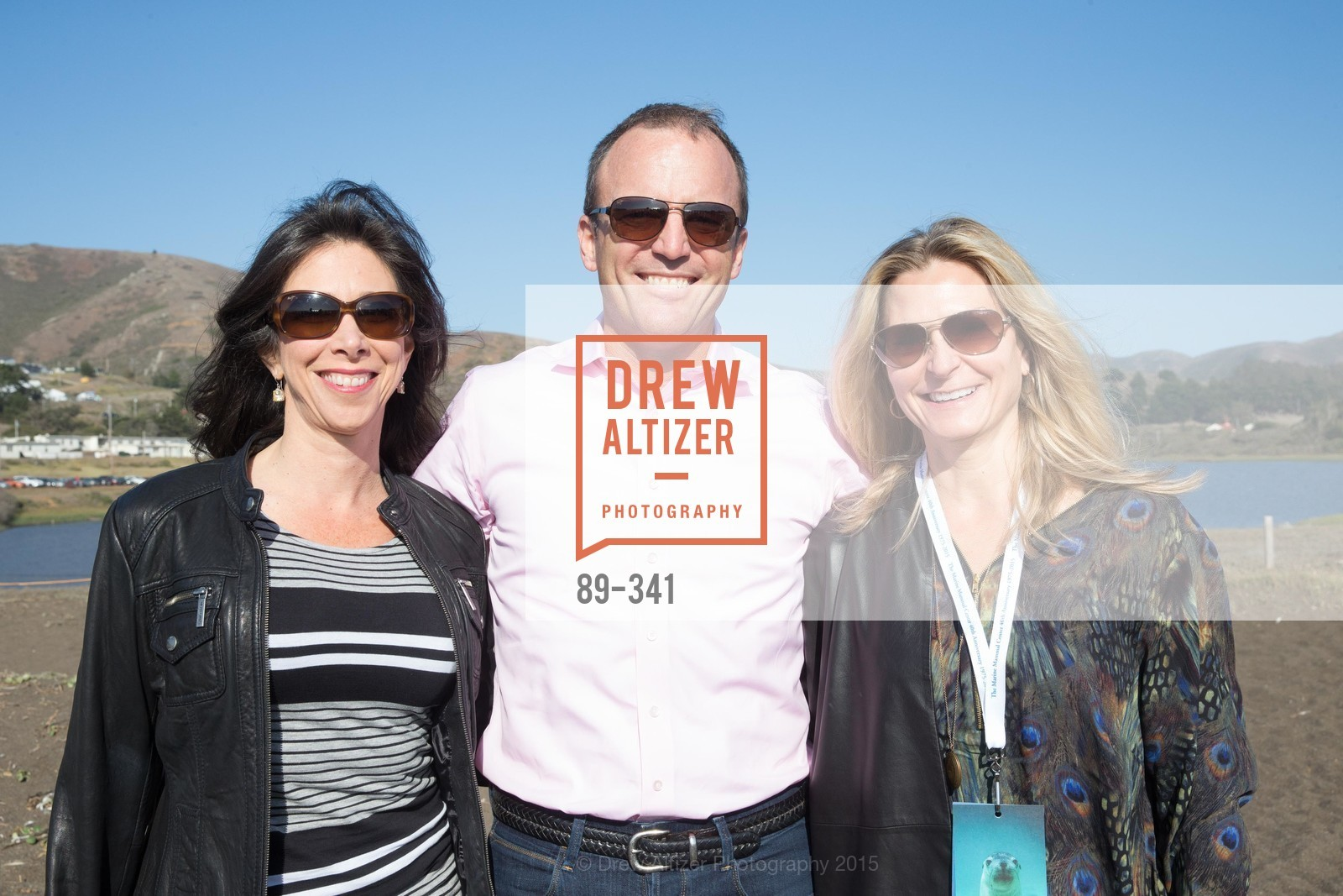 Laura Paul, Tom Quinn, Debbie Dalton, The Marine Mammal Center 40th Anniversary, Fort Cronkhite. 200 Bunker Road, October 4th, 2015,Drew Altizer, Drew Altizer Photography, full-service agency, private events, San Francisco photographer, photographer california