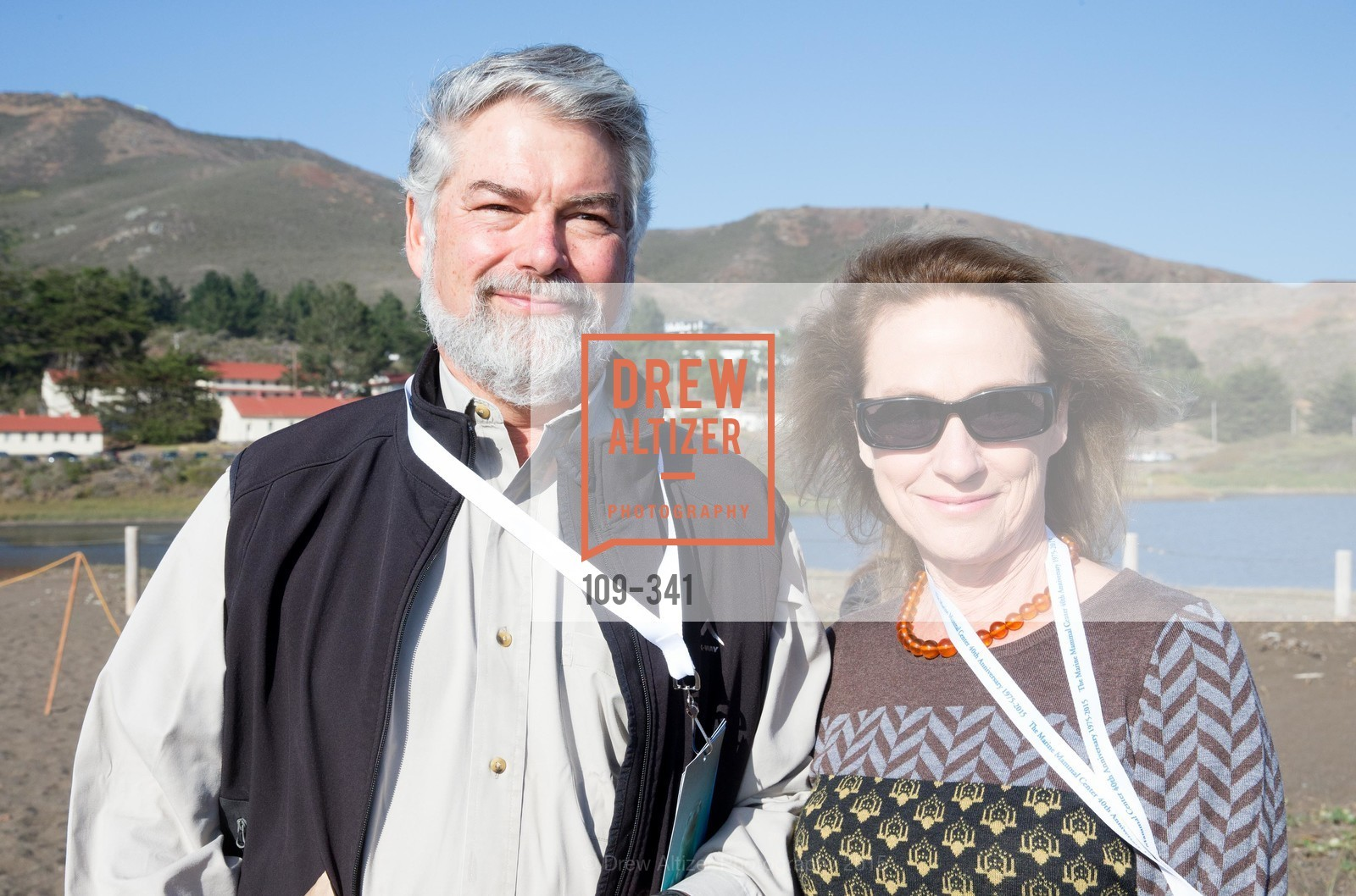 Katherine Arnold, Michael Kleeman, The Marine Mammal Center 40th Anniversary, Fort Cronkhite. 200 Bunker Road, October 4th, 2015,Drew Altizer, Drew Altizer Photography, full-service agency, private events, San Francisco photographer, photographer california