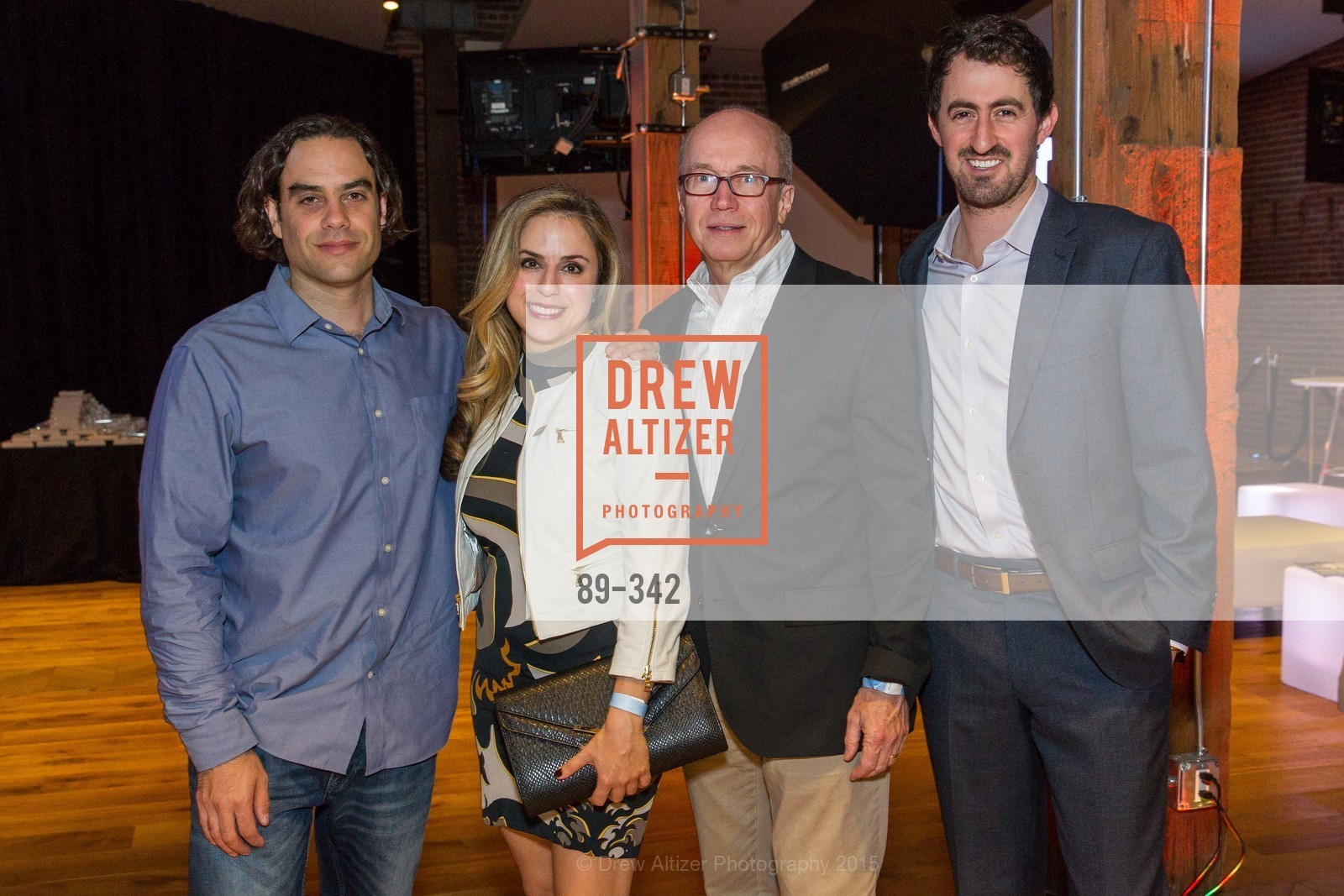 Dan Primack, Michelle Dipp, Alan Murray, Daniel Roberts, Fortune's 40 Under 40 Party, GitHub HQ. 88 Colin P Kelly Jr St, October 7th, 2015,Drew Altizer, Drew Altizer Photography, full-service agency, private events, San Francisco photographer, photographer california