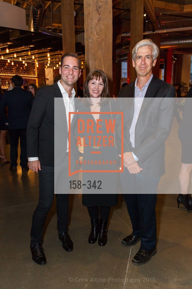 Andrew Nusca, Katie Stamos, Verne Kopytoff, Photo #158-342