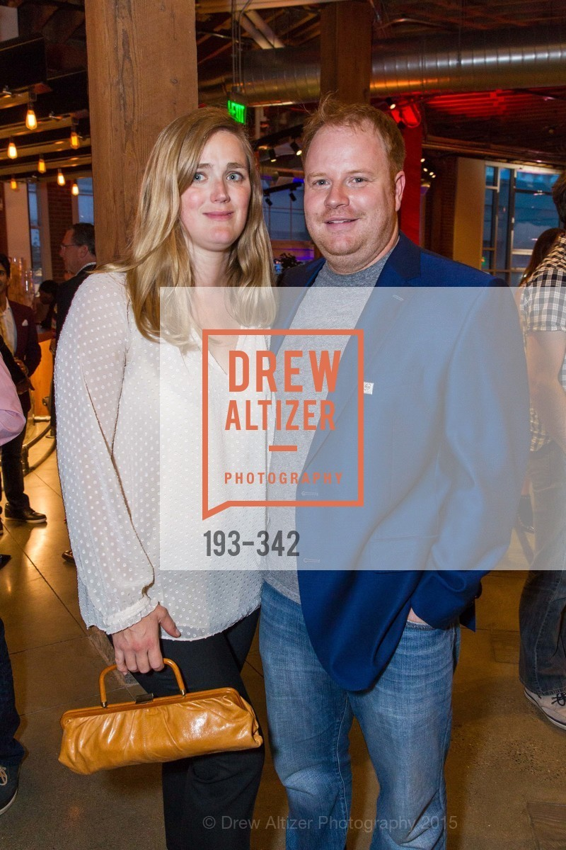 Alexandra Conrad, Parker Conrad, Fortune's 40 Under 40 Party, GitHub HQ. 88 Colin P Kelly Jr St, October 7th, 2015,Drew Altizer, Drew Altizer Photography, full-service event agency, private events, San Francisco photographer, photographer California
