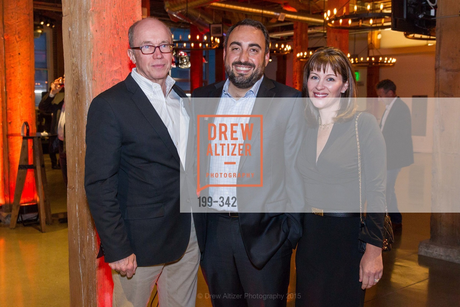 Alan Murray, Alex Stamos, Katie Stamos, Fortune's 40 Under 40 Party, GitHub HQ. 88 Colin P Kelly Jr St, October 7th, 2015,Drew Altizer, Drew Altizer Photography, full-service agency, private events, San Francisco photographer, photographer california