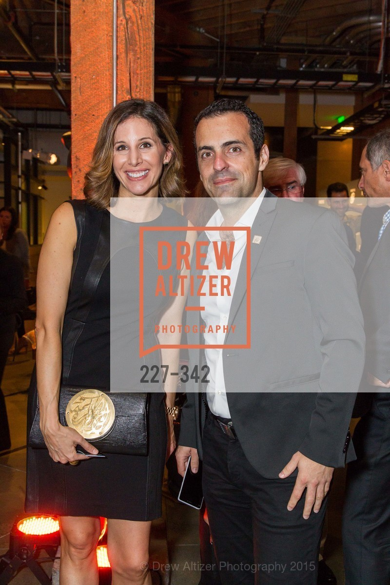 Leigh Gallagher, Hugo Barra, Fortune's 40 Under 40 Party, GitHub HQ. 88 Colin P Kelly Jr St, October 7th, 2015,Drew Altizer, Drew Altizer Photography, full-service agency, private events, San Francisco photographer, photographer california