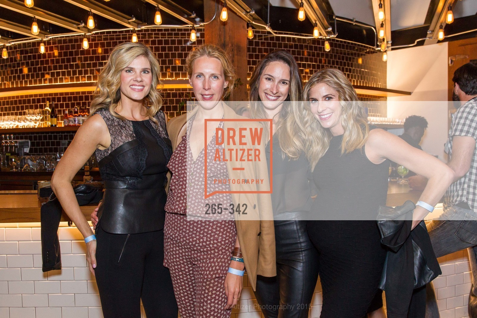 Ali Nowell, Lauren Goodman, Hillary Hogan, Tara Shane, Fortune's 40 Under 40 Party, GitHub HQ. 88 Colin P Kelly Jr St, October 7th, 2015,Drew Altizer, Drew Altizer Photography, full-service agency, private events, San Francisco photographer, photographer california