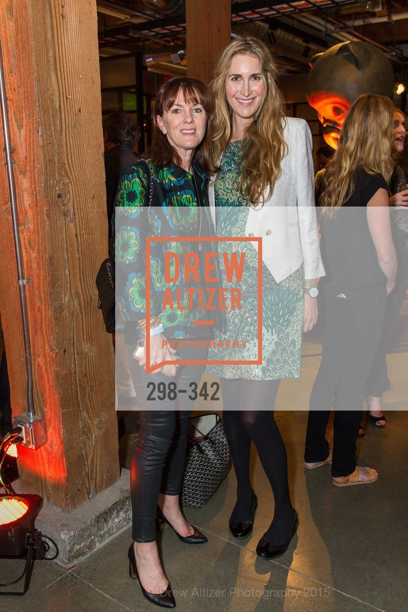 Allison Speer, Ellie Prezant, Fortune's 40 Under 40 Party, GitHub HQ. 88 Colin P Kelly Jr St, October 7th, 2015,Drew Altizer, Drew Altizer Photography, full-service agency, private events, San Francisco photographer, photographer california