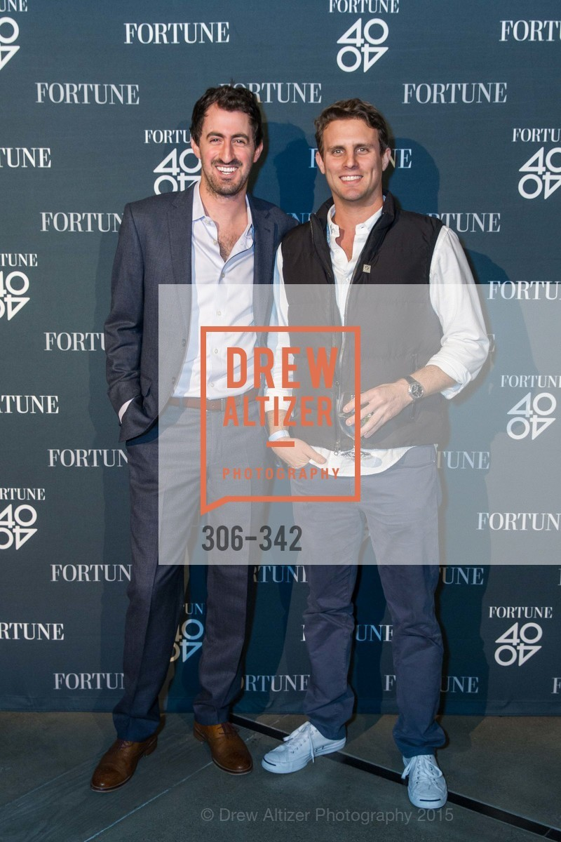 Daniel Roberts, Michael Dubin, Fortune's 40 Under 40 Party, GitHub HQ. 88 Colin P Kelly Jr St, October 7th, 2015,Drew Altizer, Drew Altizer Photography, full-service agency, private events, San Francisco photographer, photographer california