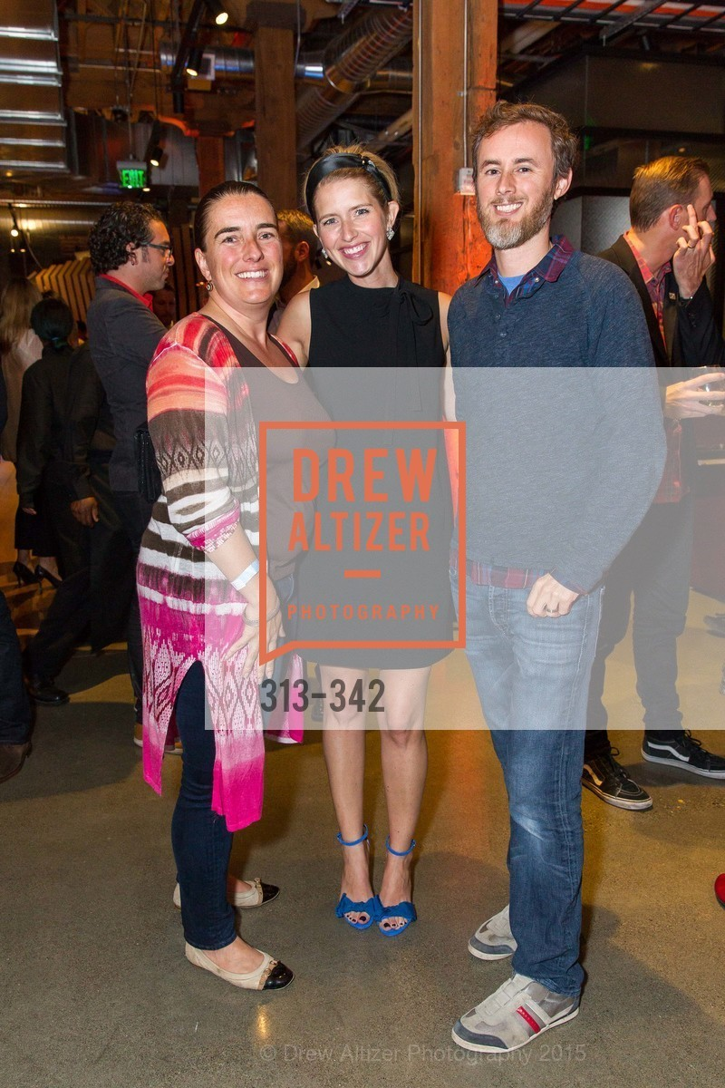 Caroline Barlerin, Molly Graves, Corey Johnson, Fortune's 40 Under 40 Party, GitHub HQ. 88 Colin P Kelly Jr St, October 7th, 2015,Drew Altizer, Drew Altizer Photography, full-service agency, private events, San Francisco photographer, photographer california
