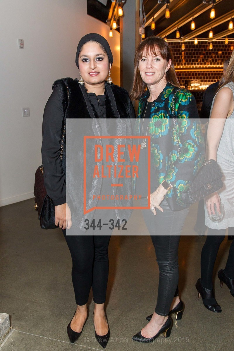 MInal Hasan, Allison Speer, Fortune's 40 Under 40 Party, GitHub HQ. 88 Colin P Kelly Jr St, October 7th, 2015,Drew Altizer, Drew Altizer Photography, full-service event agency, private events, San Francisco photographer, photographer California