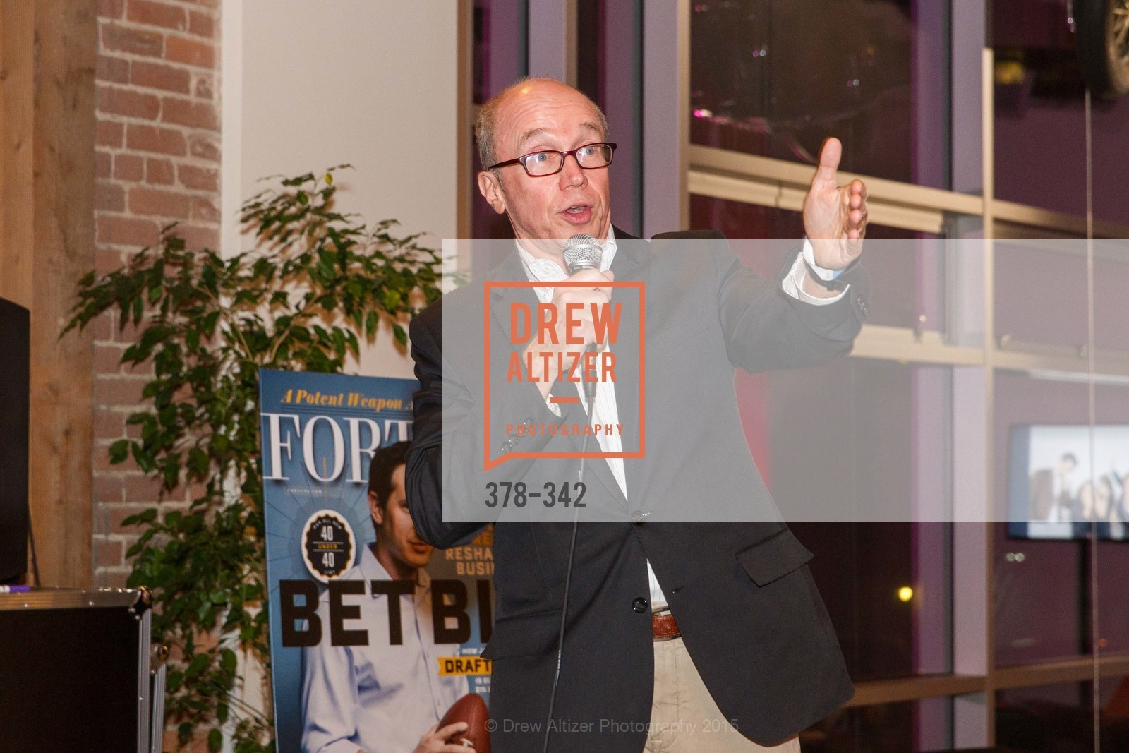 Alan Murray, Fortune's 40 Under 40 Party, GitHub HQ. 88 Colin P Kelly Jr St, October 7th, 2015,Drew Altizer, Drew Altizer Photography, full-service agency, private events, San Francisco photographer, photographer california