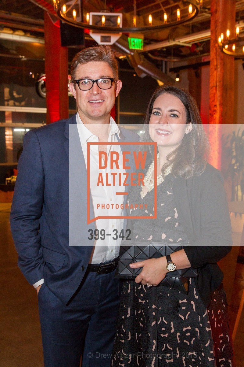 Jeff Peck, Sarah Kauss, Fortune's 40 Under 40 Party, GitHub HQ. 88 Colin P Kelly Jr St, October 7th, 2015,Drew Altizer, Drew Altizer Photography, full-service agency, private events, San Francisco photographer, photographer california