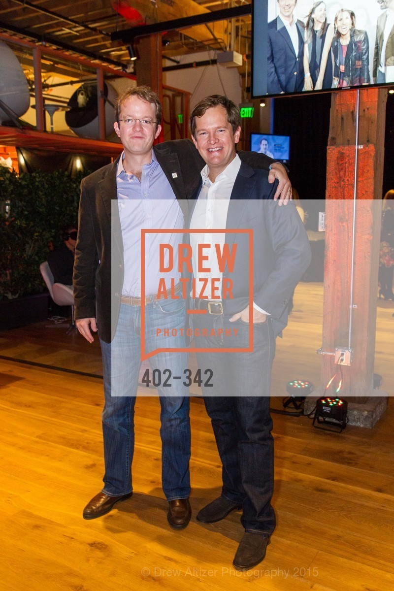 Will Ackerly, John Ackerly, Fortune's 40 Under 40 Party, GitHub HQ. 88 Colin P Kelly Jr St, October 7th, 2015,Drew Altizer, Drew Altizer Photography, full-service agency, private events, San Francisco photographer, photographer california