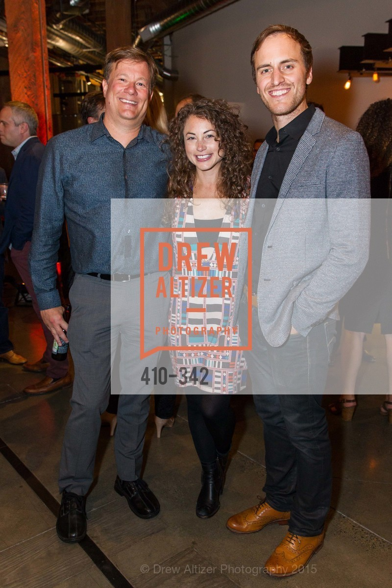Matt Rosoff, Debbie Sterling, Beau Lewis, Fortune's 40 Under 40 Party, GitHub HQ. 88 Colin P Kelly Jr St, October 7th, 2015,Drew Altizer, Drew Altizer Photography, full-service event agency, private events, San Francisco photographer, photographer California