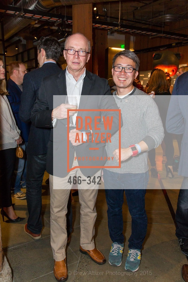 Alan Murray, James Park, Fortune's 40 Under 40 Party, GitHub HQ. 88 Colin P Kelly Jr St, October 7th, 2015,Drew Altizer, Drew Altizer Photography, full-service agency, private events, San Francisco photographer, photographer california