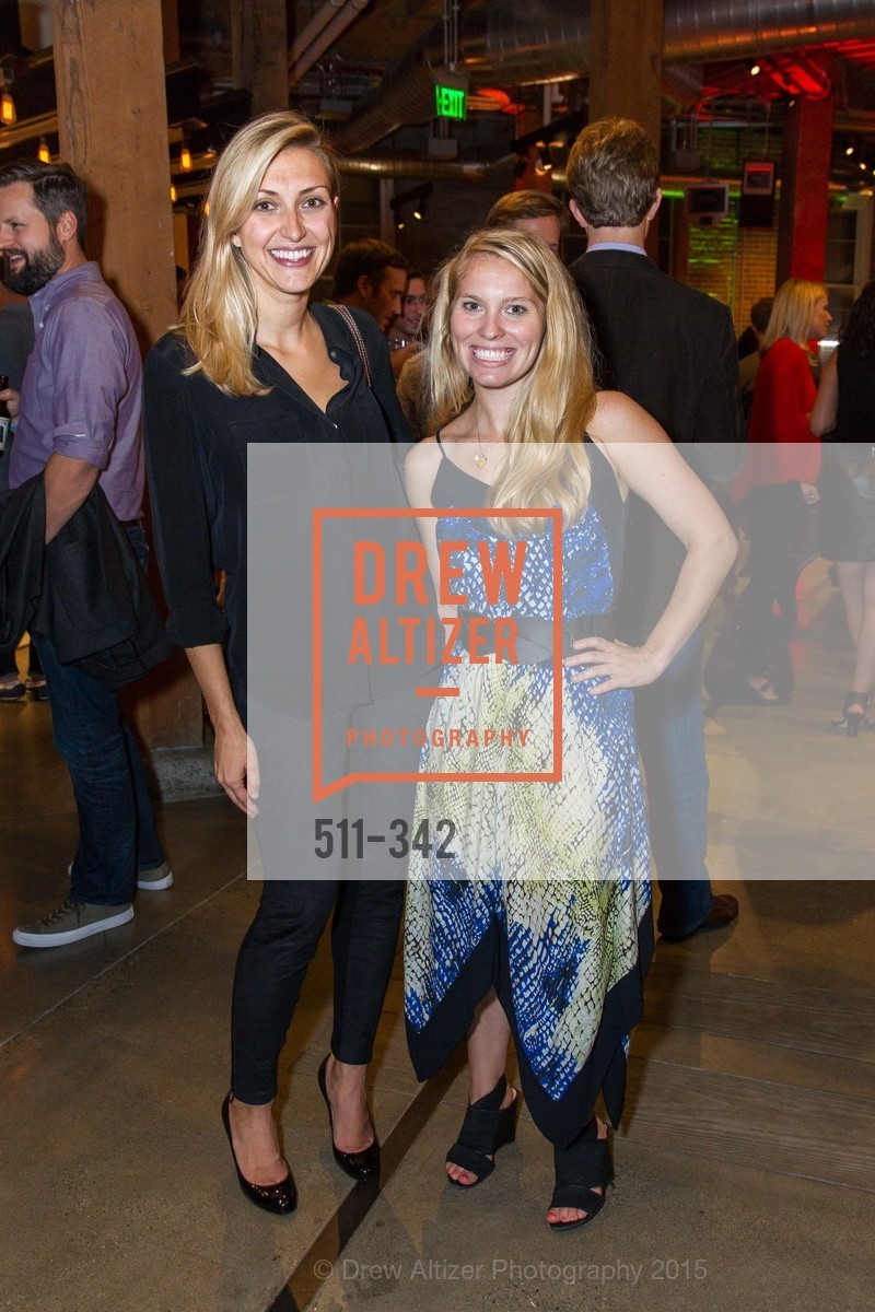 Carla Nikitaidis, Kristna Simmons, Fortune's 40 Under 40 Party, GitHub HQ. 88 Colin P Kelly Jr St, October 7th, 2015,Drew Altizer, Drew Altizer Photography, full-service agency, private events, San Francisco photographer, photographer california