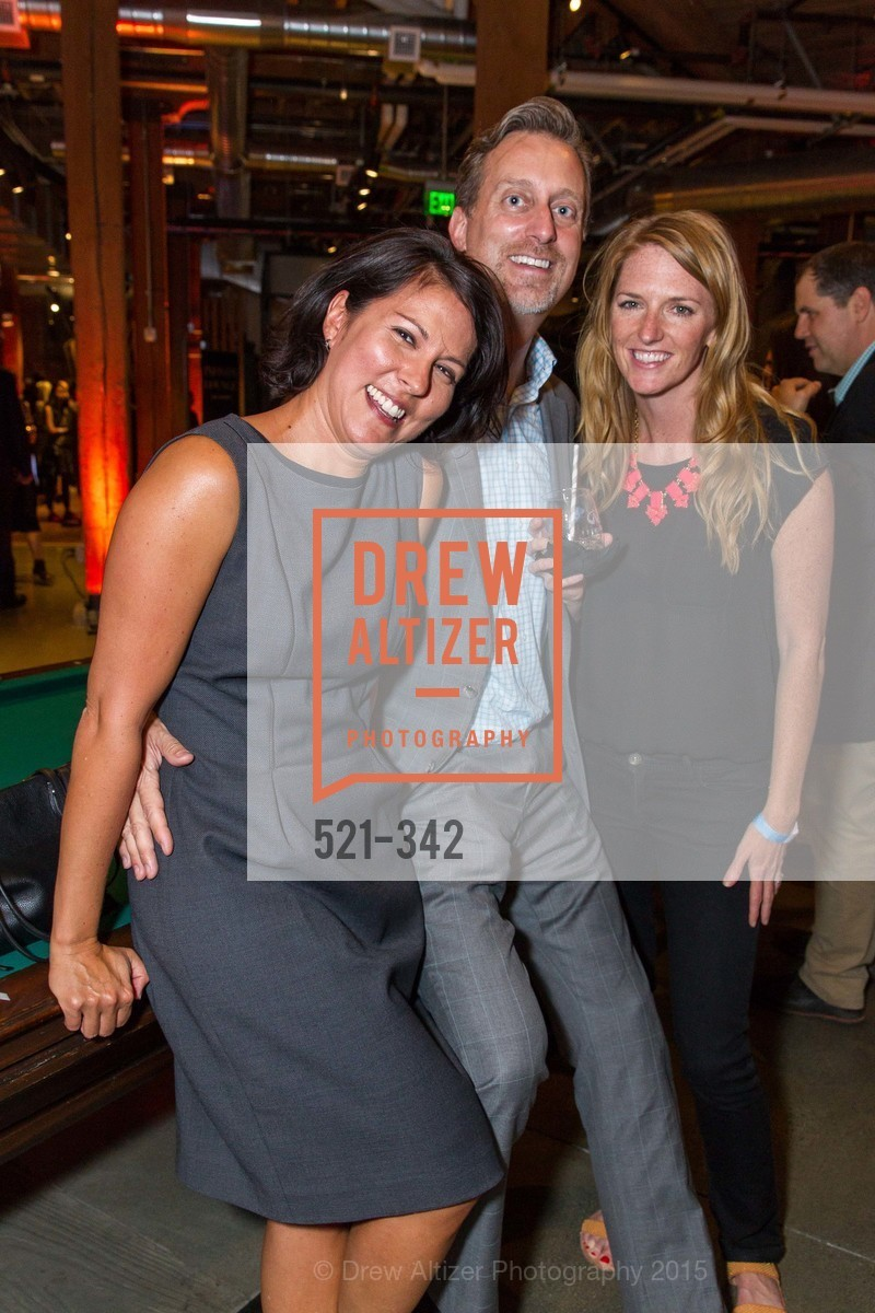 Jodi Jahic, Cory Johnson, Mindy Whittington, Fortune's 40 Under 40 Party, GitHub HQ. 88 Colin P Kelly Jr St, October 7th, 2015,Drew Altizer, Drew Altizer Photography, full-service agency, private events, San Francisco photographer, photographer california