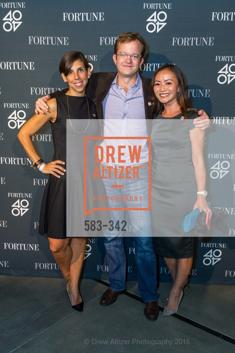 Melanie Whelan, Will Ackerly, Karen Fung, Fortune's 40 Under 40 Party, GitHub HQ. 88 Colin P Kelly Jr St, October 7th, 2015,Drew Altizer, Drew Altizer Photography, full-service agency, private events, San Francisco photographer, photographer california