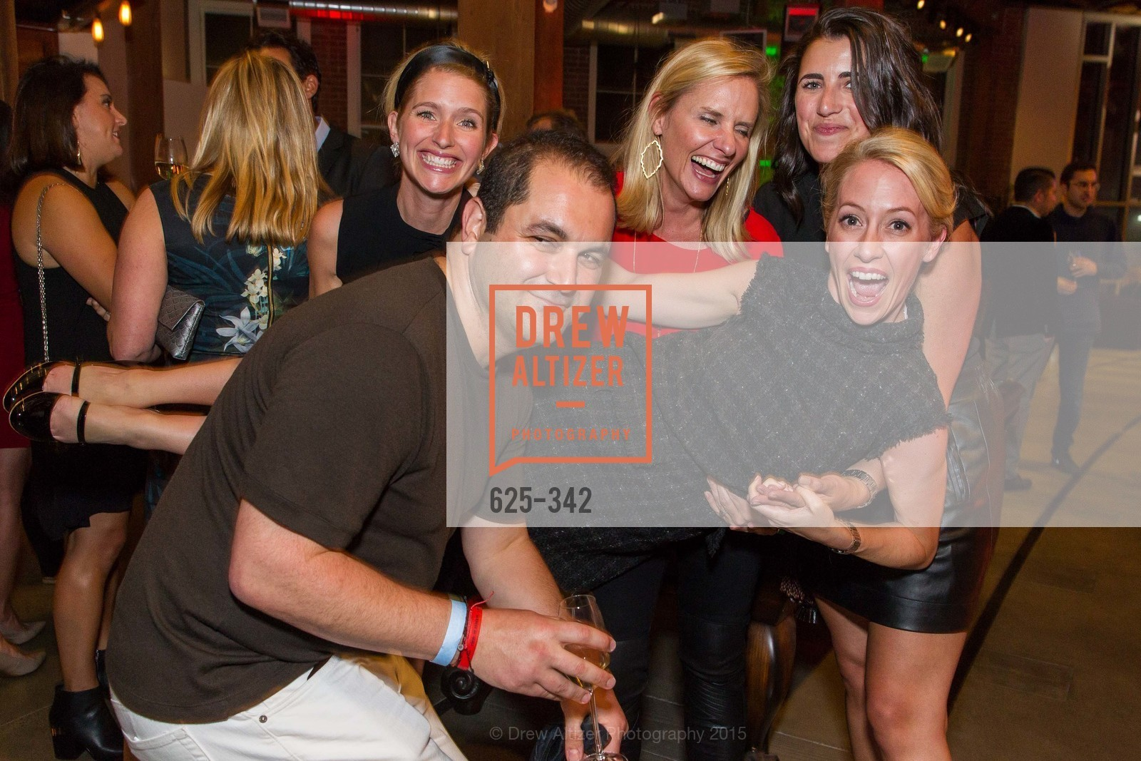 Molly Graves, Shervin Pishevar, Tara Carmichael, Julia Hartz, Kelsey Roeber, Fortune's 40 Under 40 Party, GitHub HQ. 88 Colin P Kelly Jr St, October 7th, 2015,Drew Altizer, Drew Altizer Photography, full-service agency, private events, San Francisco photographer, photographer california