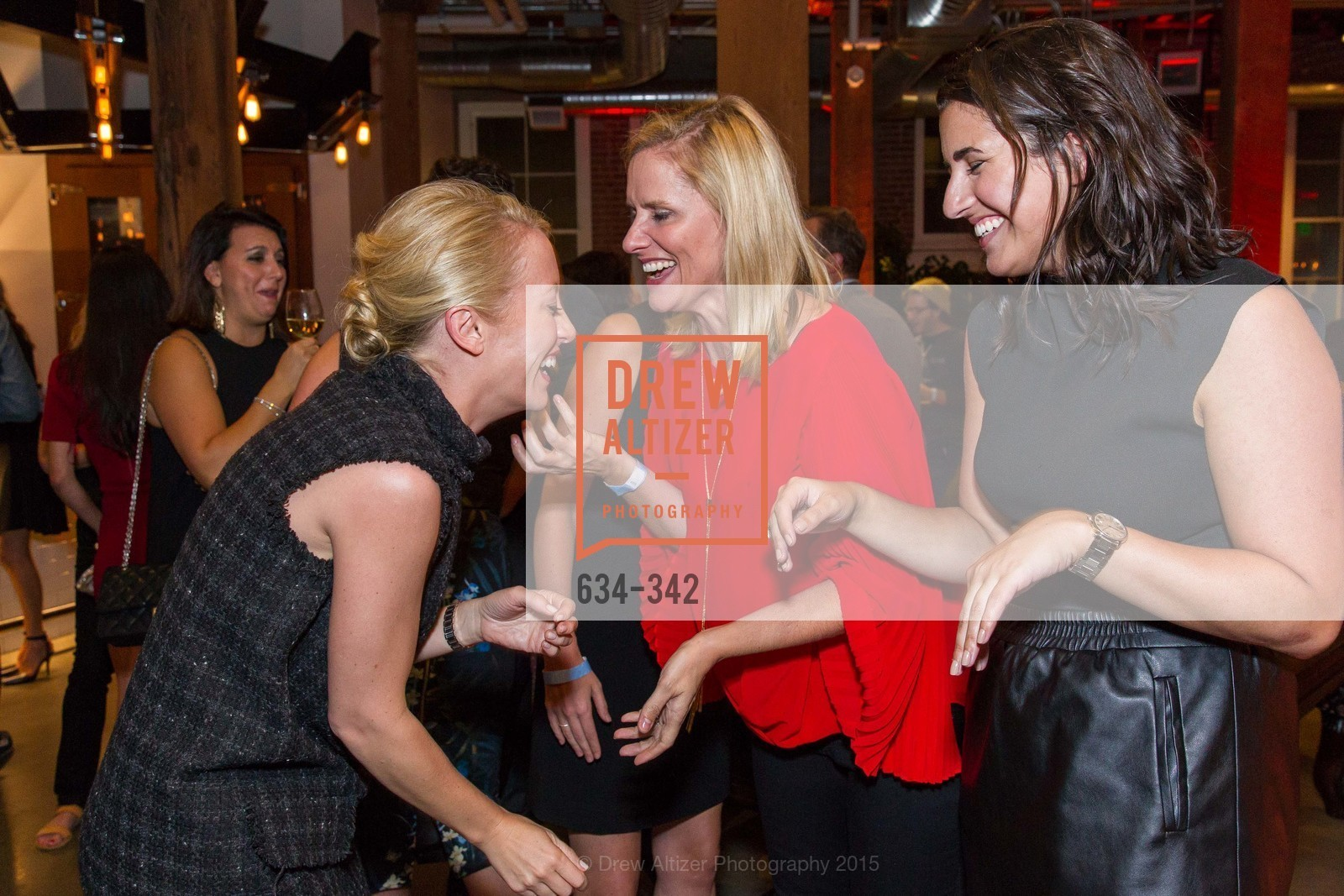 Julia Hartz, Molly Graves, Tara Carmichael, Kelsey Roeber, Fortune's 40 Under 40 Party, GitHub HQ. 88 Colin P Kelly Jr St, October 7th, 2015,Drew Altizer, Drew Altizer Photography, full-service agency, private events, San Francisco photographer, photographer california