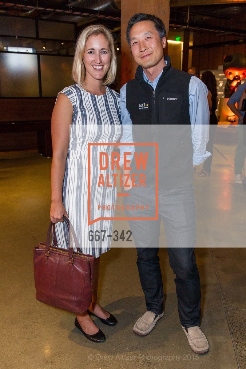 Kelsey Grady, Daniel Chao, Fortune's 40 Under 40 Party, GitHub HQ. 88 Colin P Kelly Jr St, October 7th, 2015,Drew Altizer, Drew Altizer Photography, full-service event agency, private events, San Francisco photographer, photographer California
